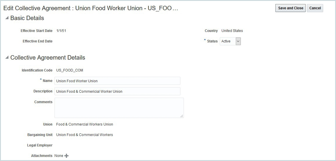 Defining Union Information Topic Hcm